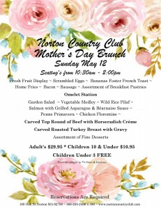 Mother's Day Flyer 2019 For IT